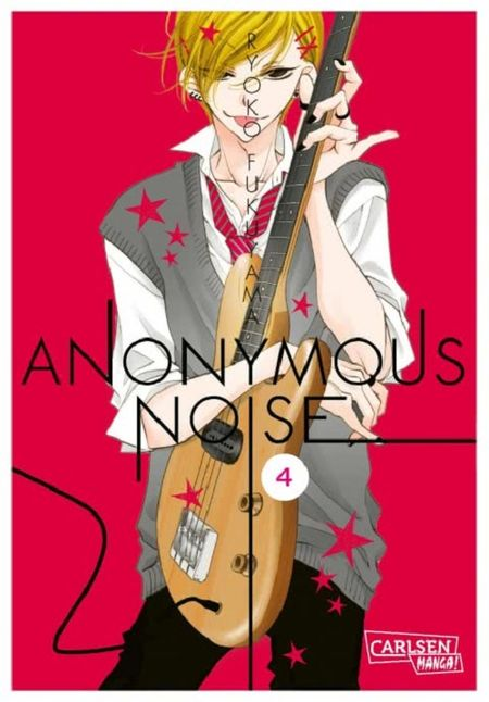 Anonymous Noise 4 - Das Cover