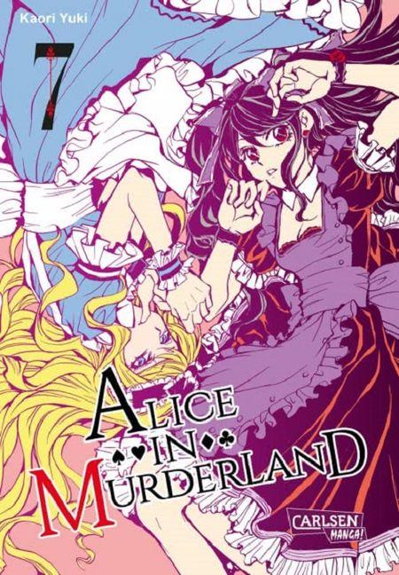 Alice in Murderland 7 - Das Cover