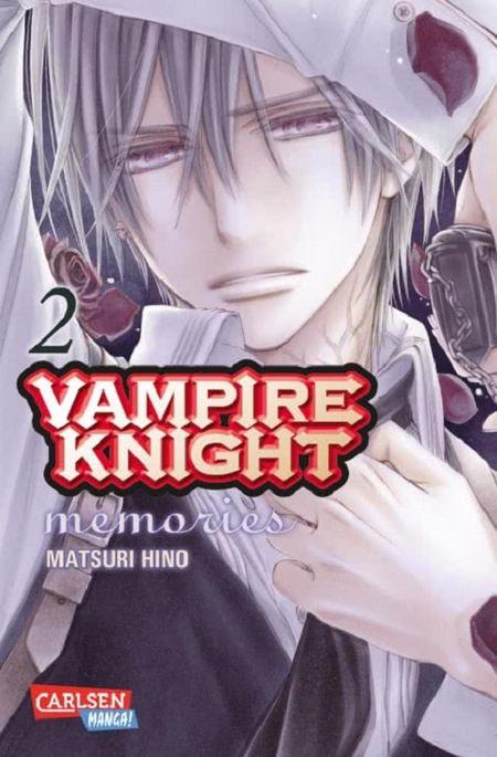 Vampire Knight Memories 2 - Das Cover