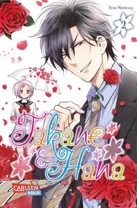 Takane & Hana 2 - Das Cover