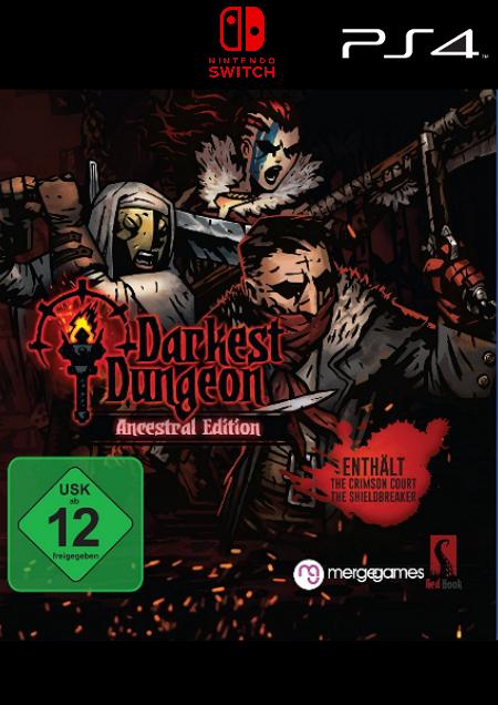 Darkest Dungeon: Ancestral Edition - Der Packshot