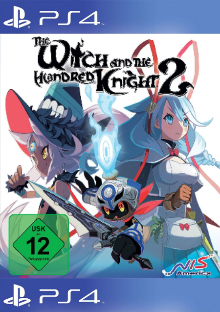 The Witch and the Hundred Knight 2 - Der Packshot