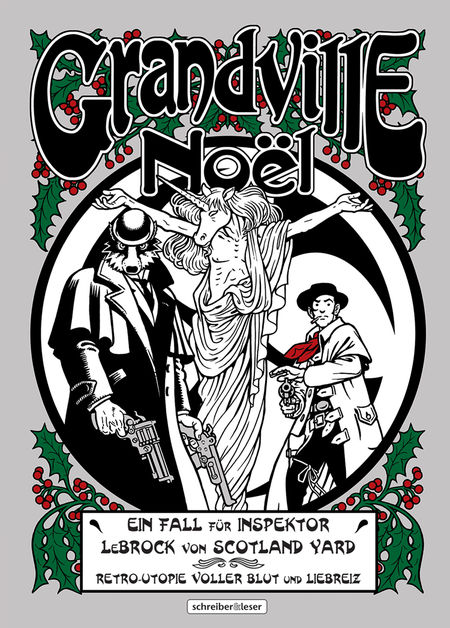 Grandville 4: Noel - Das Cover