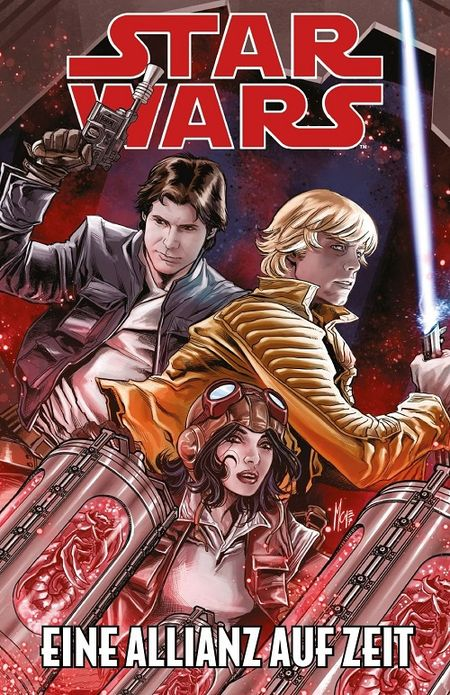 Star Wars Sonderband 101: Eine Allianz auf Zeit - Das Cover