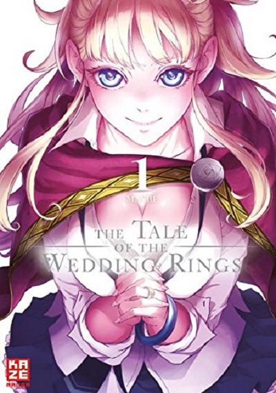 The Tale of the Wedding Rings  1 - Das Cover
