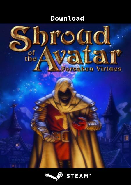 Shroud of the Avatar: Forsaken Virtues - Der Packshot