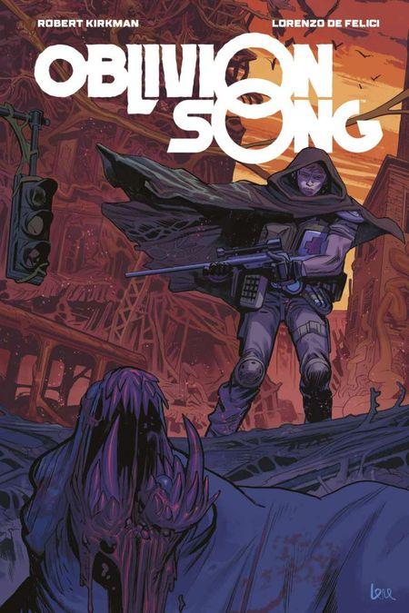 Oblivion Song 1 - Das Cover