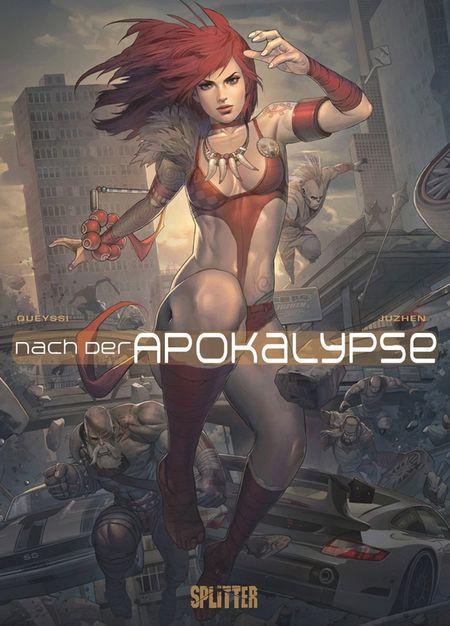 Nach der Apokalypse - Das Cover