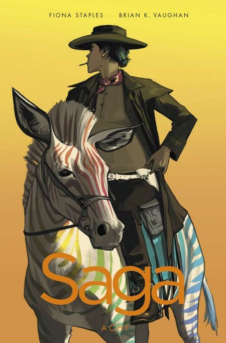 Saga 8 - Das Cover