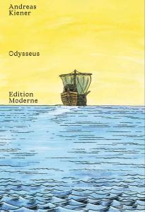 Odysseus - Das Cover