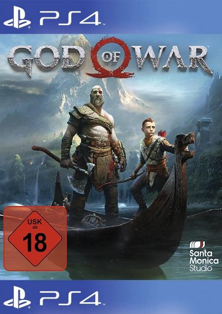 God of War - Der Packshot
