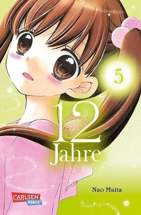 12 Jahre 5  - Das Cover