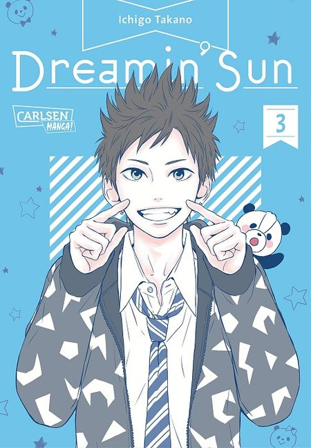 Dreamin' Sun 3 - Das Cover