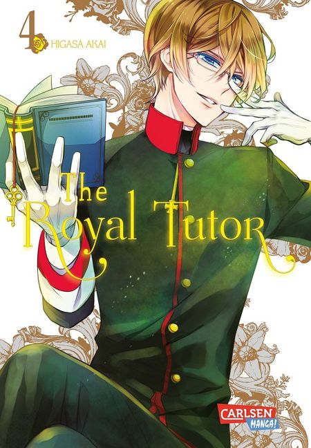 The Royal Tutor 4 - Das Cover