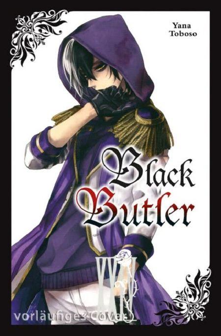 Black Butler 24 - Das Cover