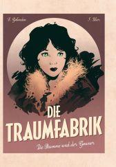 Die Traumfabrik 2: Die Stumme und der Gauner - Das Cover