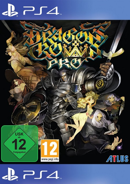 Dragon's Crown Pro - Der Packshot