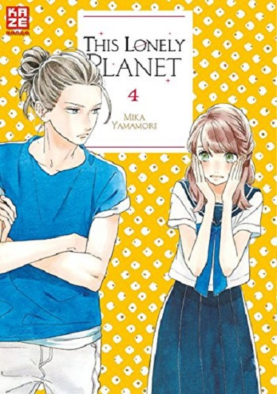 This lonely Planet 4 - Das Cover