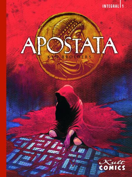 Apostata – Integral 1 - Das Cover
