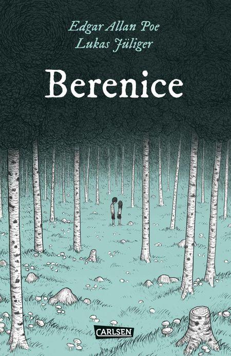 Die Unheimlichen – Berenice - Das Cover