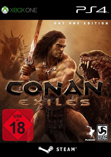 Conan Exiles - Der Packshot