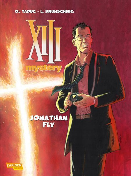 XIII Mystery 11 - Das Cover