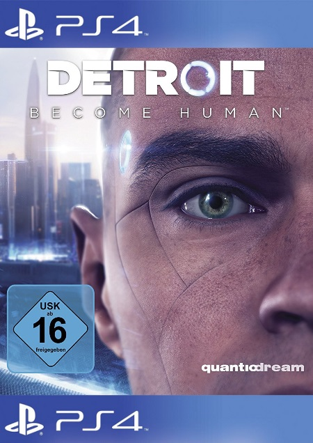 Detroit: Become Human - Der Packshot