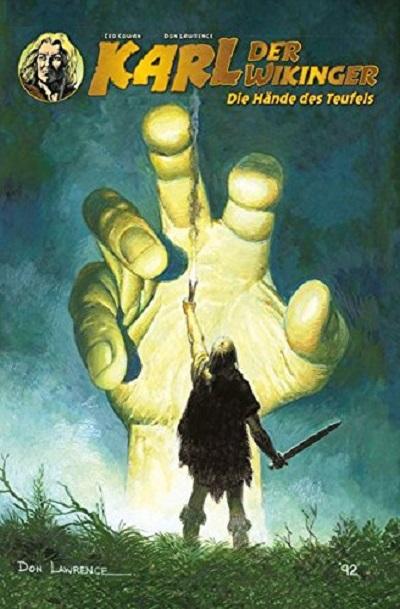 Karl der Wikinger 3: Die Hände des Teufels - Das Cover