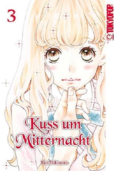 Kuss um Mitternacht 3 - Das Cover