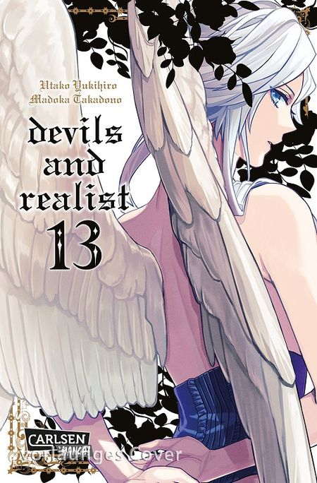 Devils and Realist 13 - Das Cover