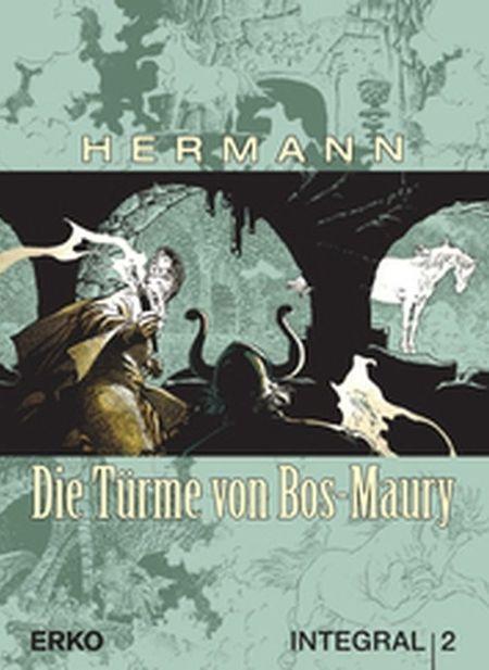 Die Türme von Bos-Maury – Integral 2 - Das Cover
