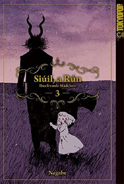 Siúil, a Rún – Das fremde Mädchen 3 - Das Cover