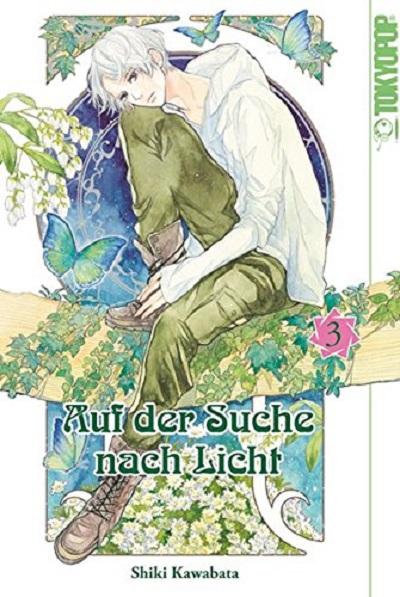 Auf der Suche nach Licht 3 - Das Cover
