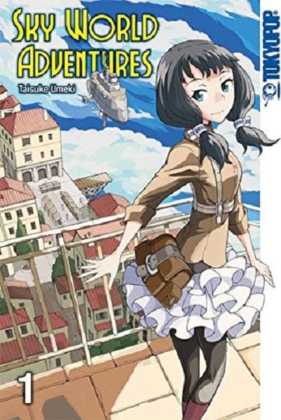 Sky World Adventures 1 - Das Cover