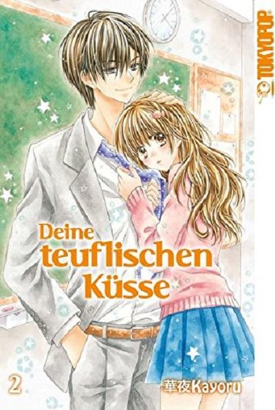 Deine teuflischen Küsse 2 - Das Cover