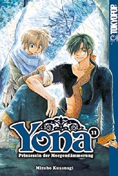 Yona - Prinzessin der Morgendämmerung 11 - Das Cover