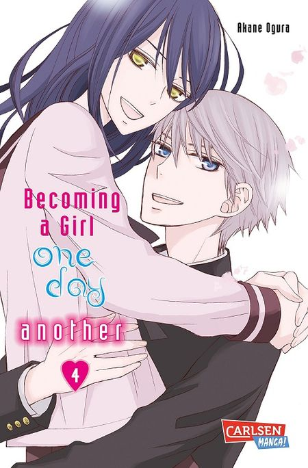 Becoming a Girl One Day – Another 4 - Das Cover