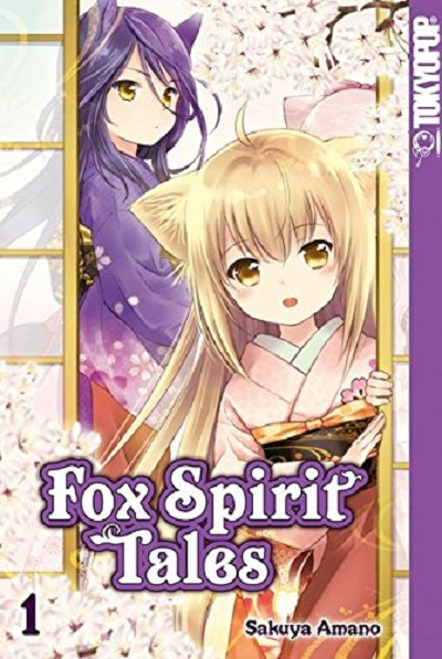 Fox Spirit Tales 1 - Das Cover