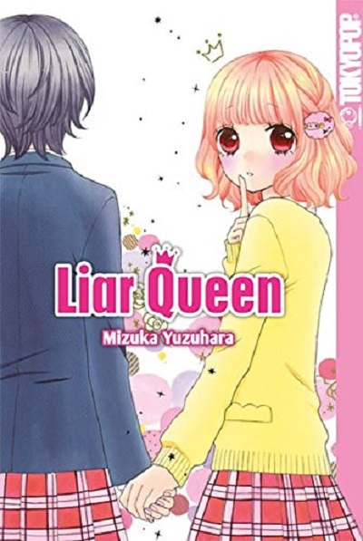 Liar Queen - Das Cover