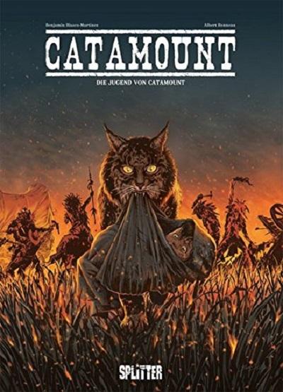 Catamount 1: Die Jugend von Catamount - Das Cover