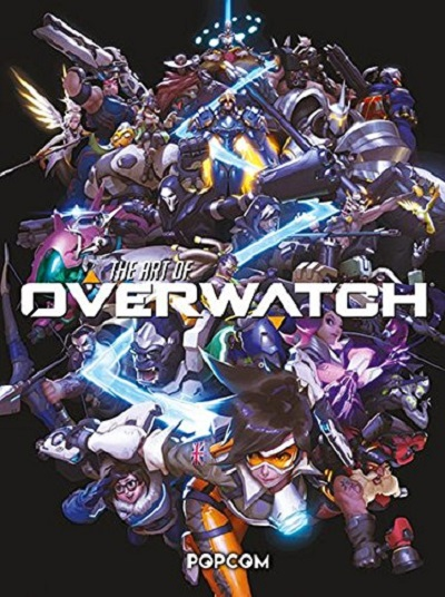 The Art of Overwatch - Das Cover