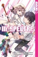 In / Spectre 3 - Das Cover