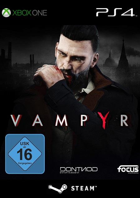 Vampyr - Der Packshot