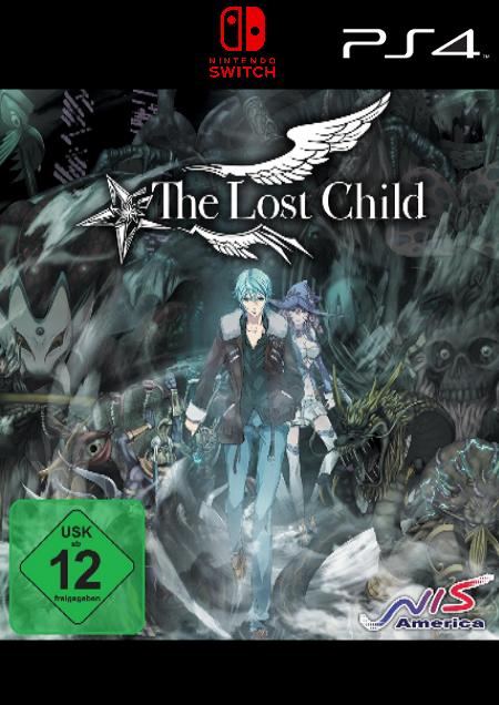 The Lost Child - Der Packshot