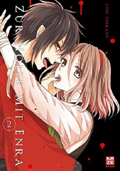 Zur Hölle mit Enra 2 - Das Cover