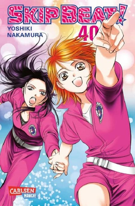 Skip Beat! 40 - Das Cover