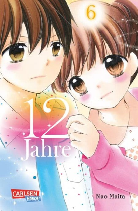 12 Jahre 6 - Das Cover