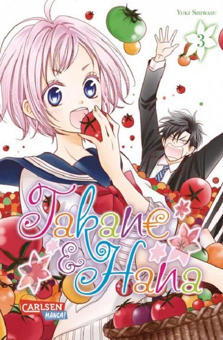 Takane & Hana 3 - Das Cover