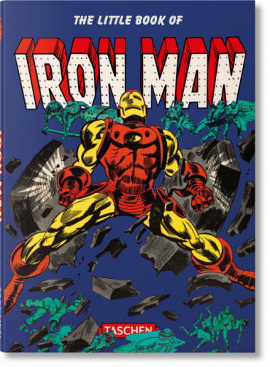 The little Book of Iron Man - Das Cover