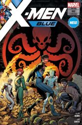 X-Men Blue 2: Widerstand - Das Cover
